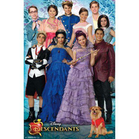 Descendants Group in 2021 Disney