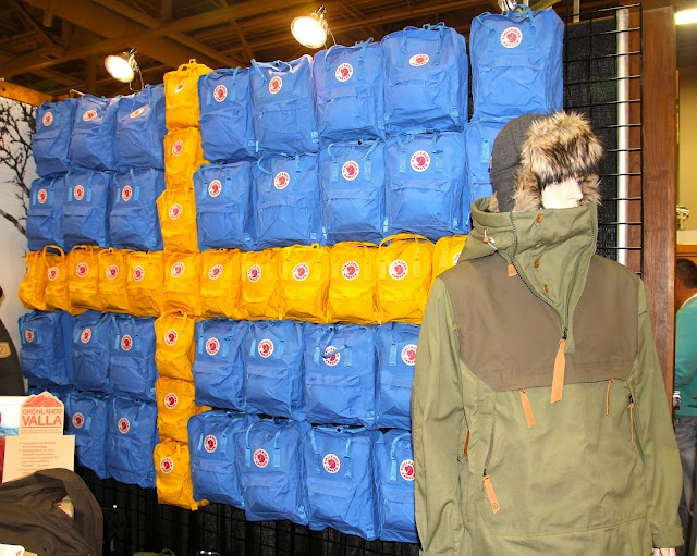 Have to be prepared ....FJÄLLRÄVEN Fall 2012 Collection Apparel/Footwear, Accessories-Men's- Women's