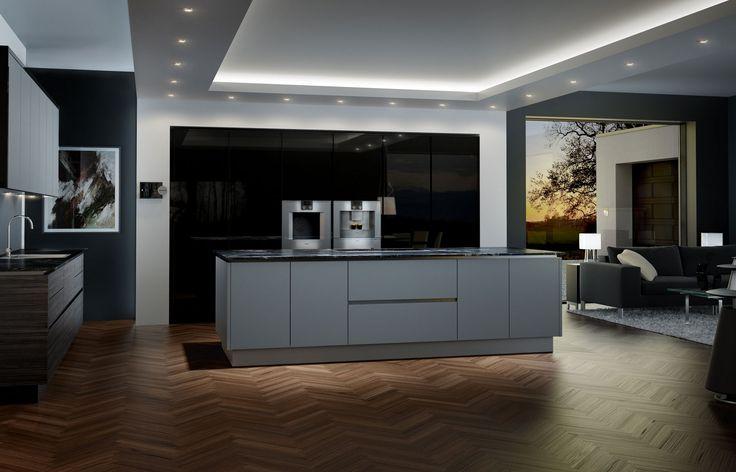 Grey Kitchens Uk
