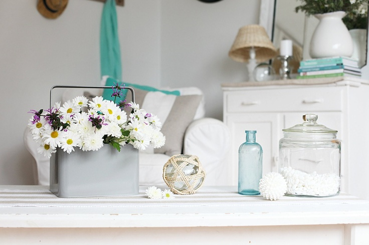 Beach Cottage Budget Vintage Inspired Home ware