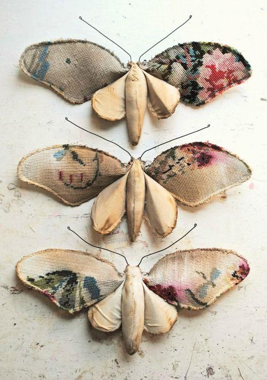 Mister Finch, 3 Flower moths