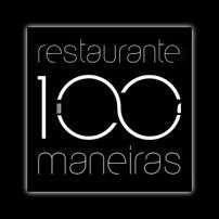 Restaurante 100 maneiras. The 10-course tasting menu changes daily and features imaginative, delicately prepared dishes.
