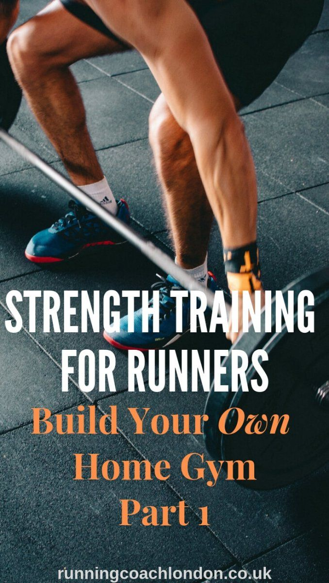 Strength training for runners build your own gym at home part