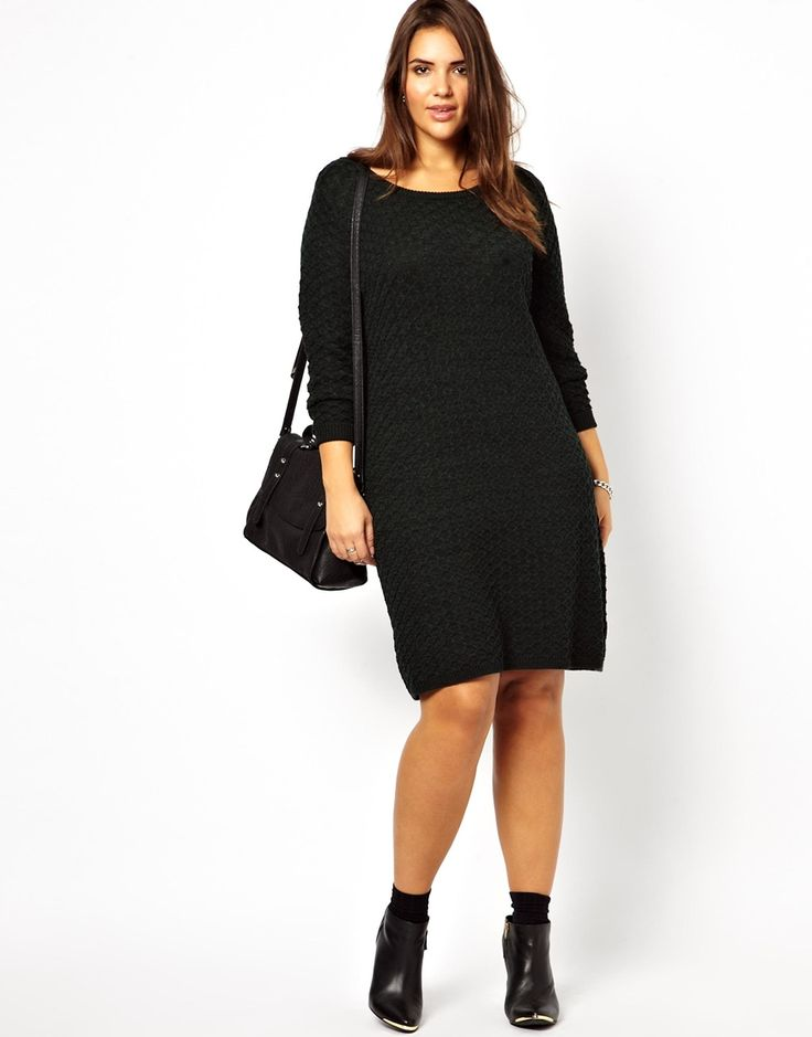 96 best sweater dresses: plus size images on pinterest | sweater