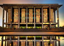 National Library of Australia in Canberra