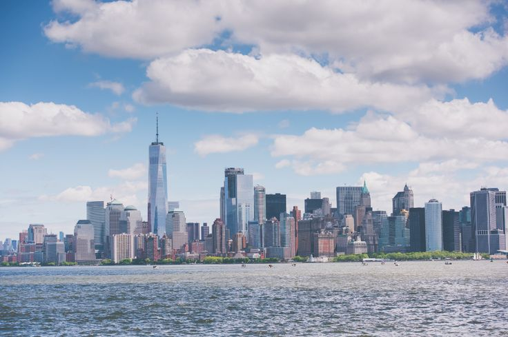 There is something truely breathtaking about the New York City Skyline!