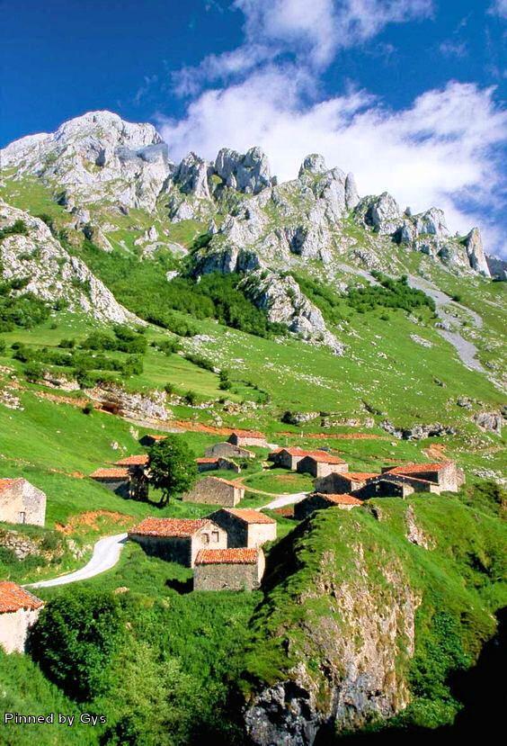 Picos de Europa, Asturias, España