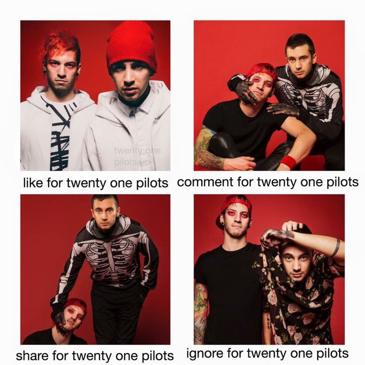 There is no escape frens>> hmm I'm gonna go with twenty one pilots