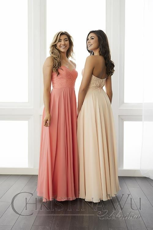 80537aa2 Pin by Marry & Tux Bridal on Christina Wu Occasions Bridesmaids |  Bridesmaid dresses, Prom dresses, Affordable wedding dresses
