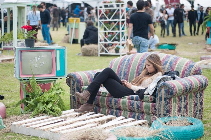 festival stereo picnic  Fedtival musical alternativo y de entretenimiento.
