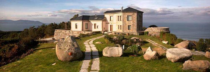 Semáforo de Bares, hotel #Galicia