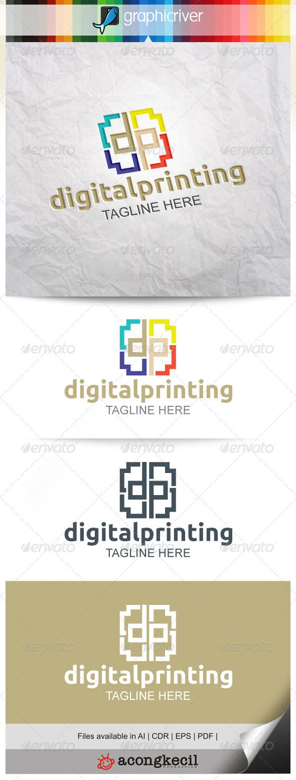 Digital Printing V.4