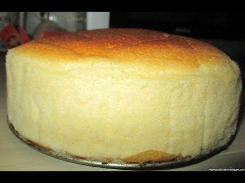 Moje pyszne, łatwe i sprawdzone przepisy :-) : Sernik japoński-bajecznie lekki, piankowy, puszysty-najlepszy :) Japanese cheesecake