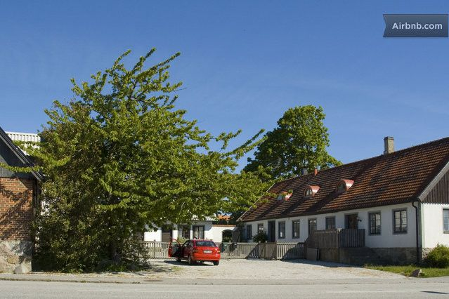 House that we let in Skillinge, South of #Sweden outside of #Simrishamn at #Österlen. About 250 m from the harbour with a small restaurant. Lovely beaches, designshops and simple cafées. Genuine. #airbnb