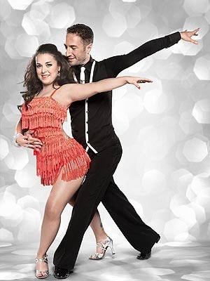 strictly come dancing, dani harmer, tracey beaker