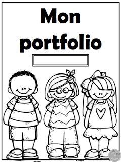 Le cahier de Pénélope: Un peu d'aide pour vos portfolios... Freebie!!!