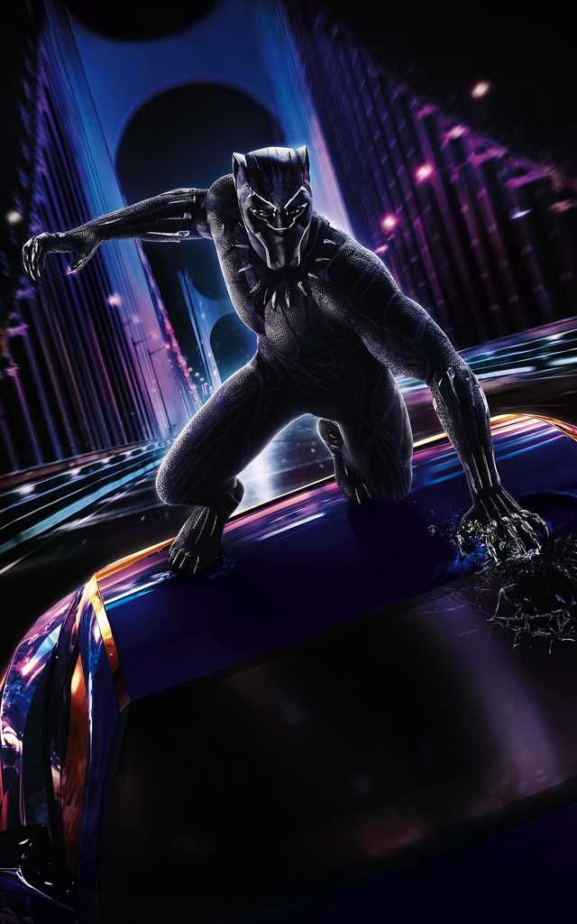 Movie Of The Week Black Panther Mobile Wallpapers 211 Marvel Post Black Panther Marvel Black Panther Movie Poster Black Panther Black panther iphone xs max wallpaper