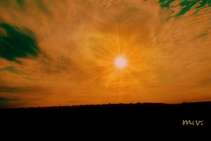 #Raggi del sole  SunRaysBySerenaPaliria - Sun Rays in a sweet sunrise