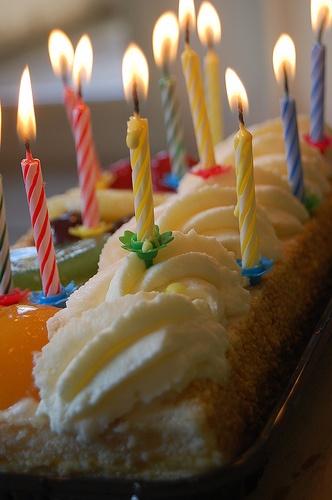 Birthdaycake by Dijkie!, via Flickr