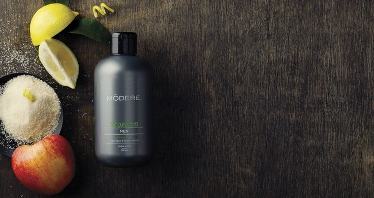 Men's Shampoo Wash away dirt, oil and that attitude with this tough (but gentle!) shampoo derived from natural ingredients leaving your hair feeling clean while maintaining 100% of your manliness. @modere #Code217887