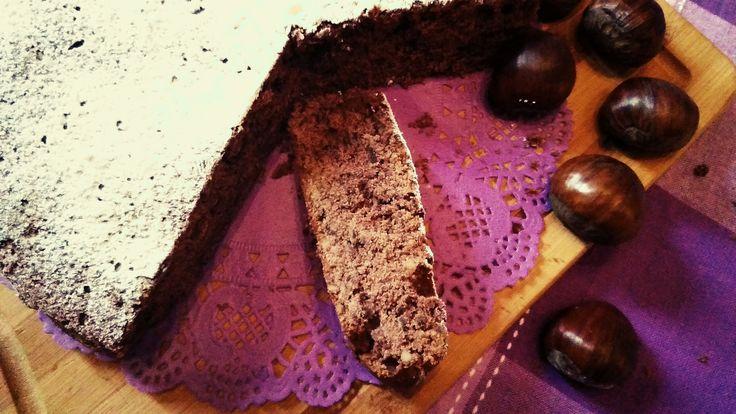 Torta+autunnale+di+castagne
