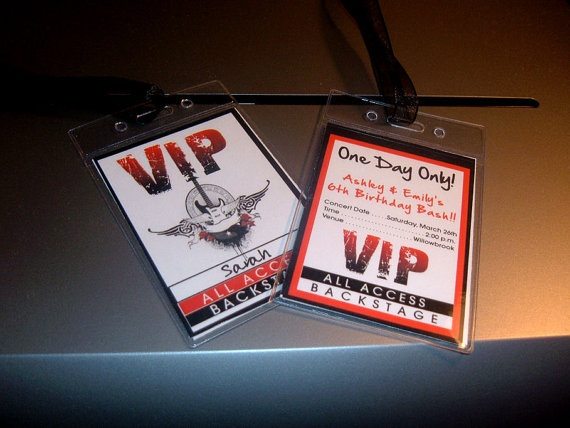 17 best images about vip pass on pinterest