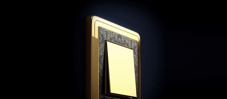 Gira Classix - Designrammer fra Micro Matic