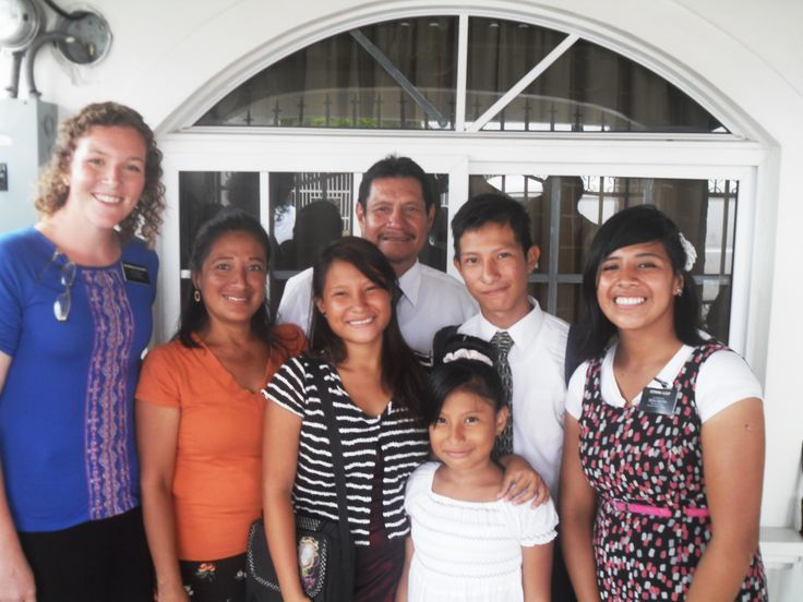 The Sanguillen Family and Us