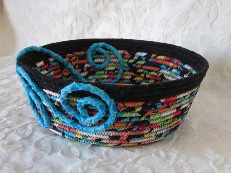 coil baskets how to make