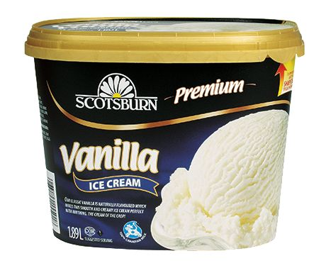 #scotsburn #icecream #premium #vanilla
