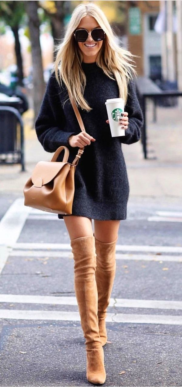 the best cold weather casual winter outfits for women that still look good! If you're looking for women's coats, winter style inspiration, casual …