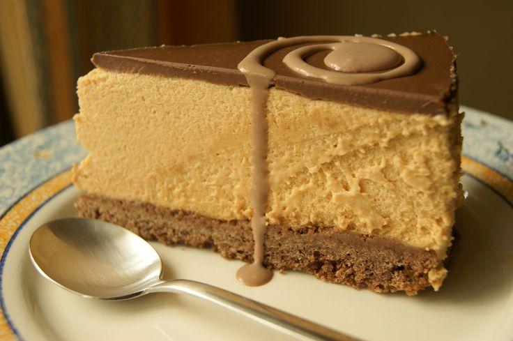 Varomeando: Mousse de dulce de leche
