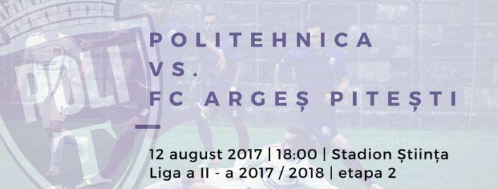 ASU Politehnica – FC Arges
