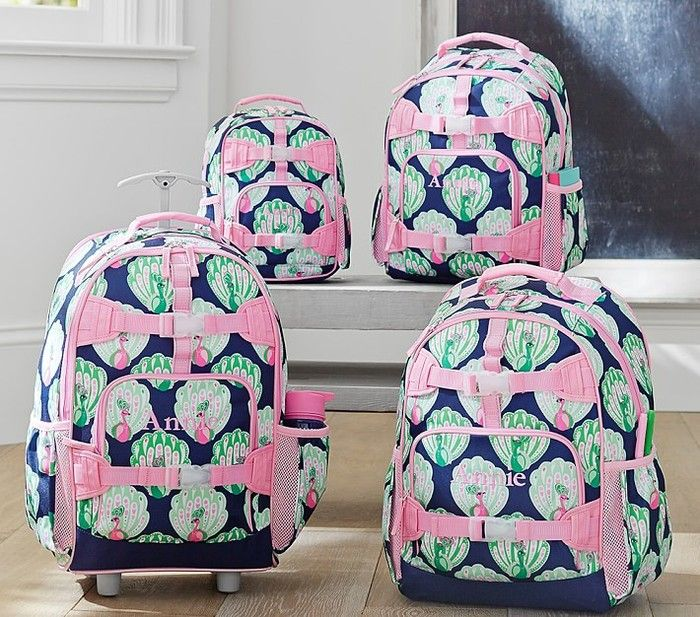 1000 Images About Pbk Girls Backpack On Pinterest