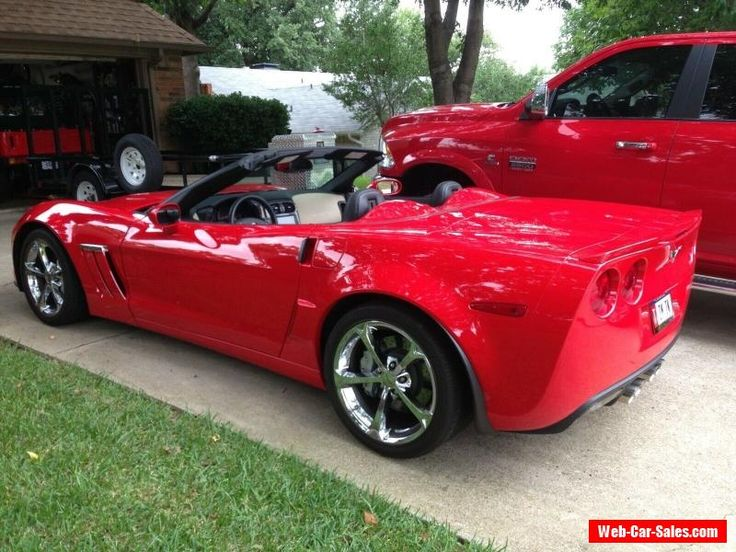 2010 Chevrolet Corvette 4LT chevrolet corvette forsale usa