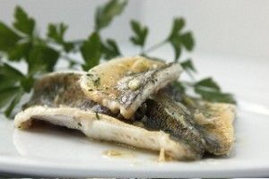 Chardonnay Buttered Yellow Perch
