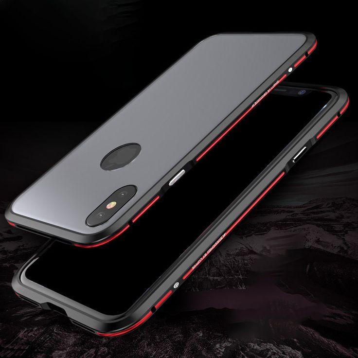 iPhoneX アルミバンパー アイフォンX ハードケース かっこいい メタルサイドバンパー スマホ バンパーケース のアルミフレームー 衝撃吸収 スマホケースLF12【送料無料】 - iphone X 手帳型ケース 通販サイト スマホケースのIT問屋