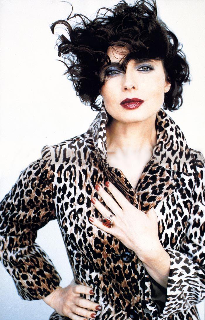Isabella Rossellini, 61