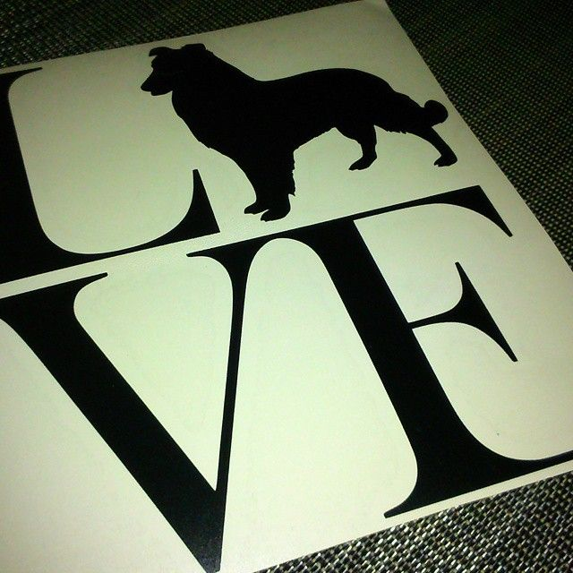 Hotovo ! | Done ! #done #sticker #hotovo #nalepka #lovebordercollie #love #bordercollie #borderkolie #blackcolor #black #cernabarva #cerna #wordandsymbol #dog #pet #goodsfordogs #custom #pes #mazlicek #vecipropsy #byblackberry #odblackberry #obojkyblackberry #blackberrycollars