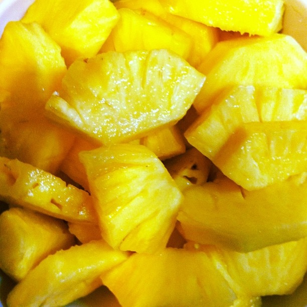 Fresh Hawaiian Pineapple- Shipped directly from Maui- has so much more flavor than anything you can get at the store!
