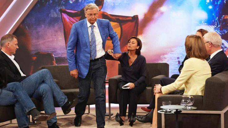 Eklat bei Maischberger - Wolfgang Bosbach verlässt Sendung