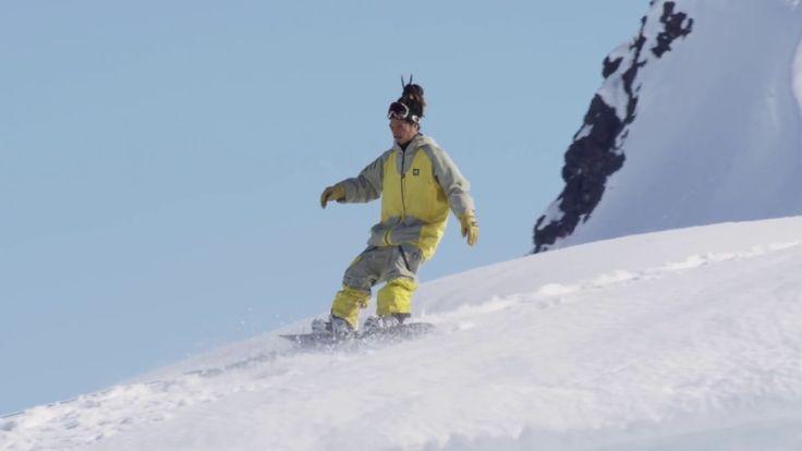 Kazu Kokubo: MUDMASTER #snowboard #powder #film