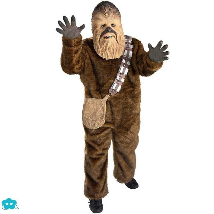 Disfraz de Chewbacca Star Wars para niño