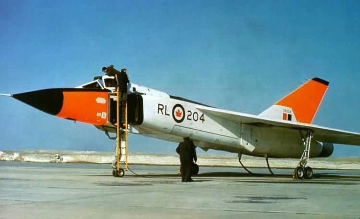 AVRO Arrow on Feb. 2, 1959