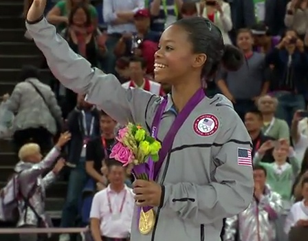 GAB-BY! GAB-BY! Relive Gabby Douglass Gold-Medal Moment, Cry (Obviously), And Find Out What Happened Afterwards: Obsessed
