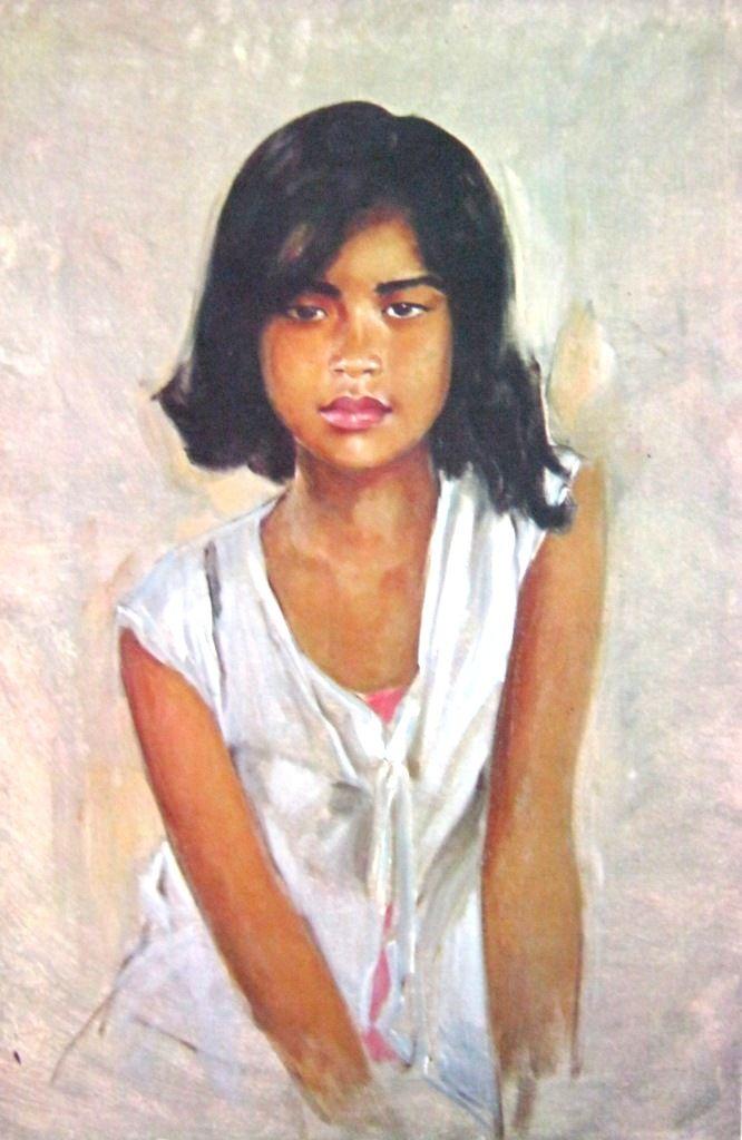 Basoeki Abdullah - Gadis Sederhana
