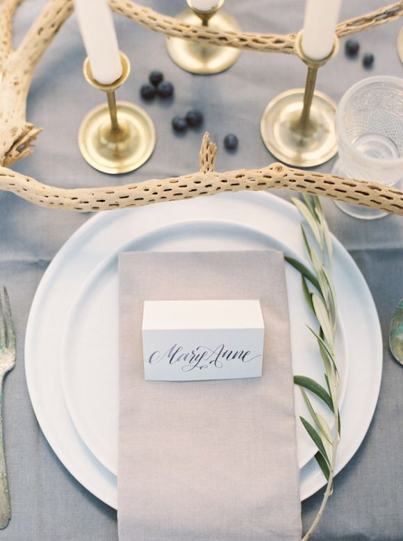 Sea and Sand Editorial Inspiration | Wedding Sparrow