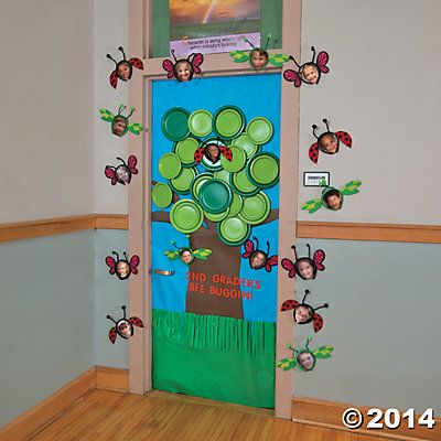 276 best images about classroom doors on pinterest more for Back to school classroom door decoration ideas