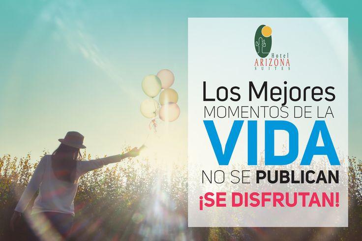 Los Mejores Momentos de la VIDA no se publican ¡Se Disfrutan! #FelizMiercoles #Frasemotivadora #Cucuta #colombia