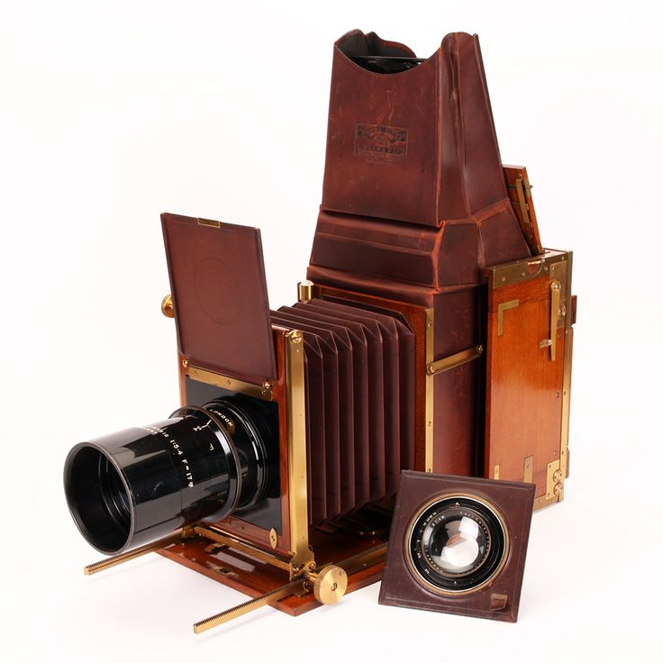A Tropical Folding Minex Camera Outfit By Adams & Co, London